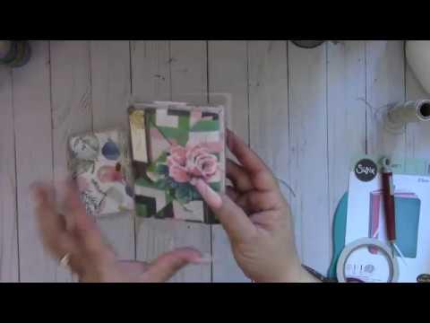 Sizzix ScoreBoards L Die Notebook 663635 by Eileen Hull