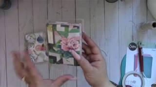 Eileen Hull's NEW Notebook Scoreboard Die ~ Notebook w/ Envelopes