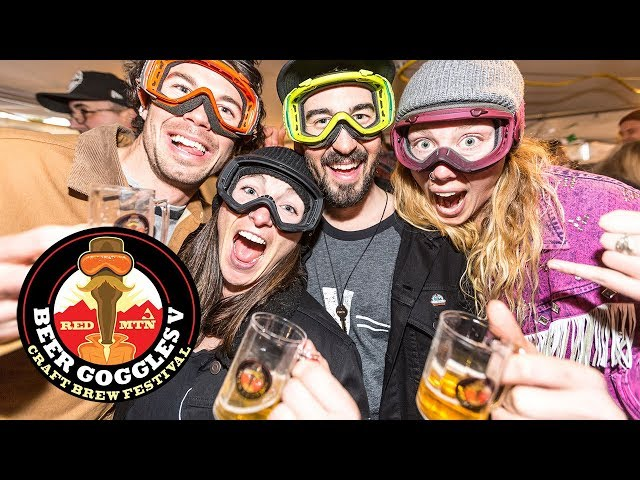2018 5th Annual Beer Goggles Craft Brew Fest