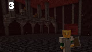 Minecraft Let's Play - Building The Ultimate Nether Base! - Ep. 3