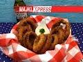 Majkl Express: Nejchutnější Onion Rings recept (cibulové kroužky recept)