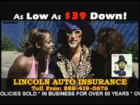 Lincoln Auto Insurance Commercial 5 Youtube