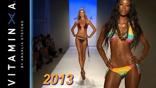Vitamin A - Mercedes-Benz Fashion Week Swim 2013 Runway Sexy Models