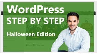 WordPress Tutorial Deutsch - YouTube Anleitung [German] - Halloween