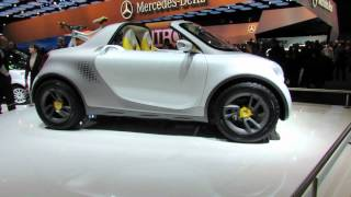 Smart-For-Us Concept 2012 Videos