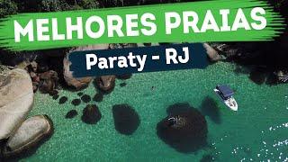 Conheça as Praias Mais Lindas de Paraty - Dicas das praias