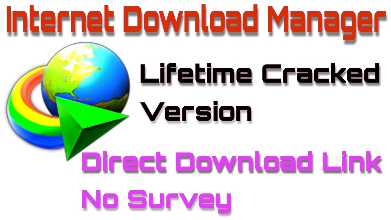 Internet download manager with crack by janiall softwares gratis