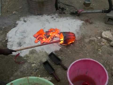 Somaliland gold malting