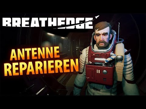 Breathedge #02 | Antenne reparieren | Gameplay German Deutsch