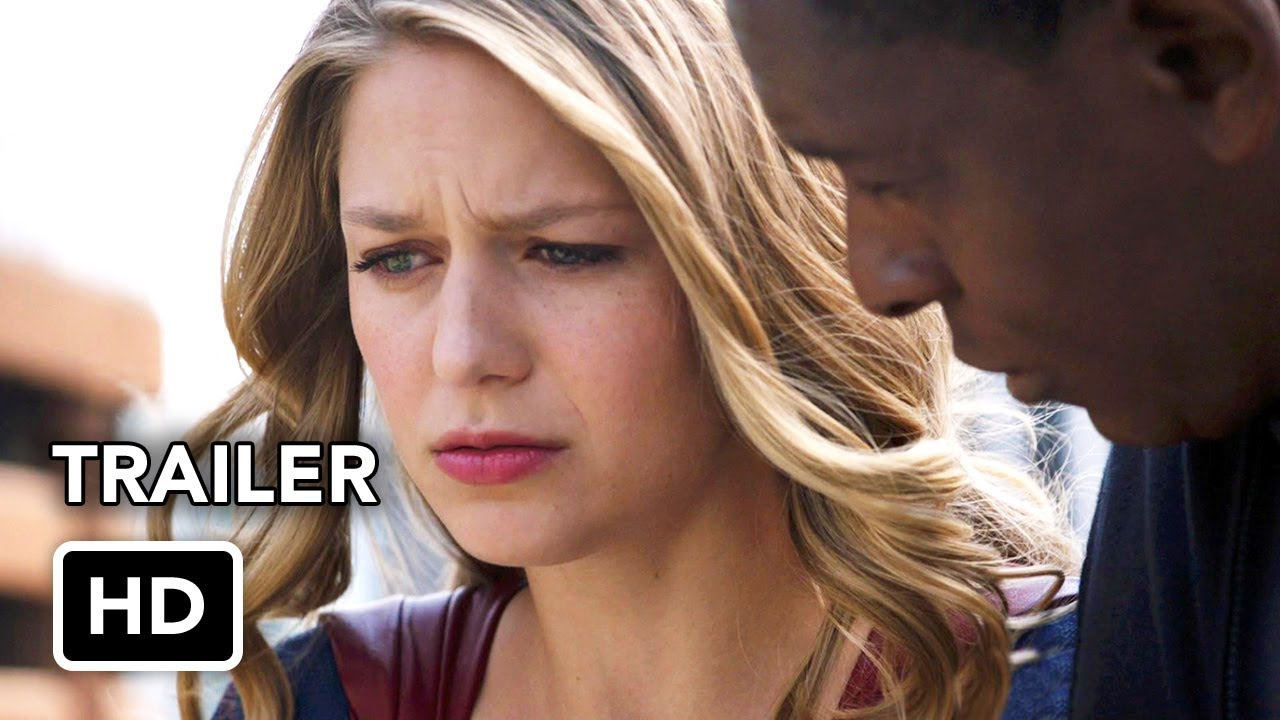 "Download Supergirl Season 3 ""Hero's Journey"" Trailer (HD)"