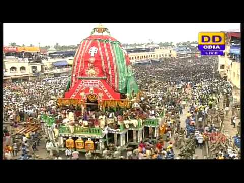 Puri Ratha Yatra 2015 - Part2