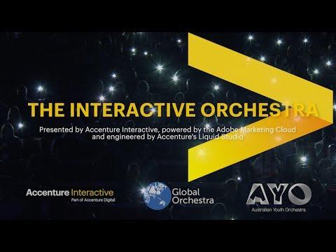 Accenture Interactive Orchestra