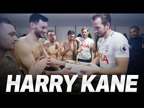 HARRY KANE'S DRESSING ROOM SPEECH AT ANFIELD