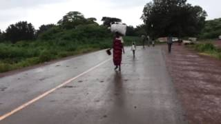 Ethiopia: Crossing the border from South Sudan 1/2