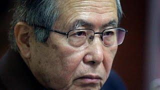 عفو رئاسي عن رئيس بيرو السابق ألبرتو فوجيموري