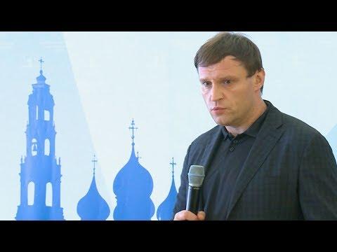 На фото Сергей Пахомов: «Среди кандидатов «Единой России» много беспартийных» изображение