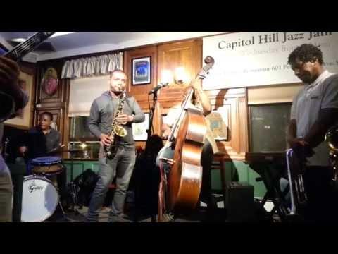 Moanin' @ Capitol Hill Jazz Jam DC (Mr. Henry's Restaurant)