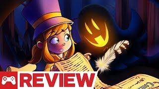 A Hat in Time Review (Video Game Video Review)