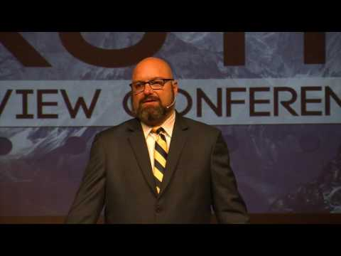 2016 Unshakeable Truth Worldview Conference--Dr. Emir Caner