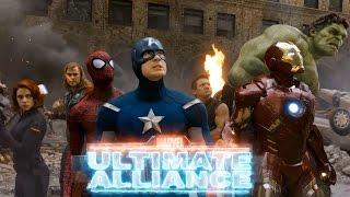 Marvel Ultimate Alliance Fan Trailer