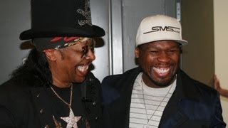 SXSW 50 Cent meets Bootsy Collins,George Clinton,Bernie Worrell