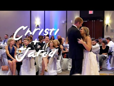 Christi + Jared // Wedding Highlight Film // Marriott Hotel // Downtown Fort Wayne, Indiana