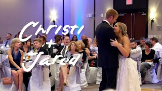 Christi + Jared // Wedding Highlight Film // Marriott Hotel // Downtown Fort Wayne, Indiana