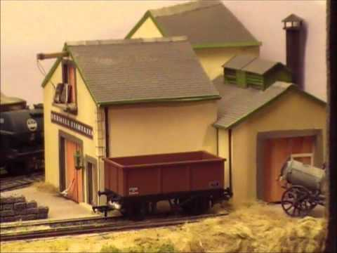 Solway Sands, scenic shunting or switching model train layout from YouTube · Duration:  8 minutes 15 seconds