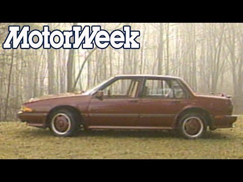 1988 Pontiac Bonneville SSE   Retro Review
