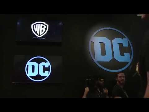 Ben Affleck, Gal Gadot, Jason Momoa, Ezra & Ray   Justice League cast greet fans at Comic-Con 2017