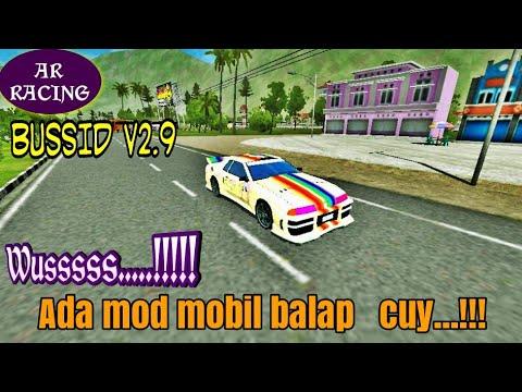 560 Mod Mobil Balap Bussid HD Terbaru