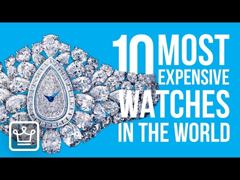 Top 10 MOST EXPENSIVE Watches In The World | 2020