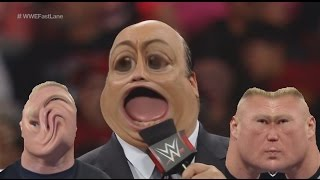 {YTP} LESNAR AND HEYMAN TOOT {WWE}