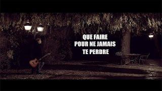 Frédéric François - Pour ne jamais te perdre - video lyrics