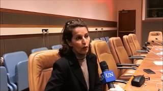 ناشطة ليبية : وضع المرأة يجب ألا يكون أولوية ثانية في ظل عدم الاستقرار، فهو عامل لتحقيق الأمن thumbnail