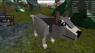 PLAYING ZOO TYCOON IN ROBLOX (Failed to catch Some animals tho)