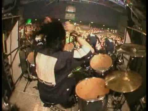 Joey Jordison #1 playing Eyeless