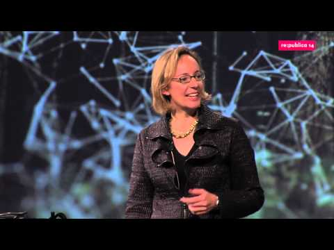 re:publica 2014 - Sarah Spiekermann: Die ethische Maschine on YouTube