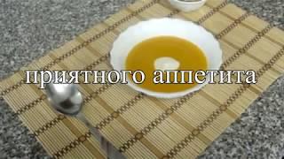 Тыквенный суп-пюре Простой рецепт тыквенного супа с картофелем