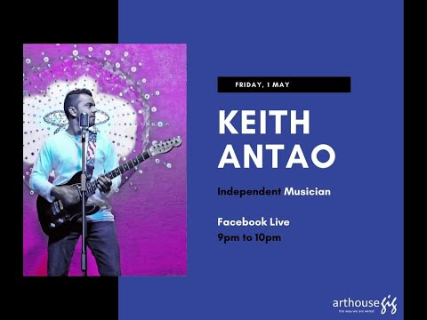 ArthouseGiG | Edition V | Session 5 |  Facebook Live | With Keith Antao