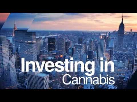 Cannabis Investment Consulting