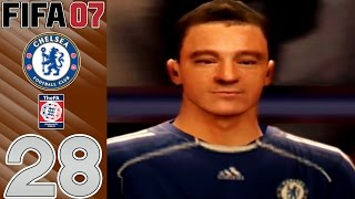 FIFA 07 Manager Mode - vs Chelsea (N) [Community Shield] - Part 28