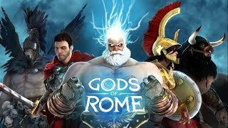 Gods of Rome - Windows 10 Gameplay