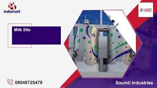 Cream Separator And Storage Tank Manufacturer