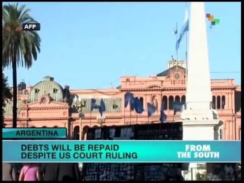 Argentina to pay sovereign debt bond holders this week
