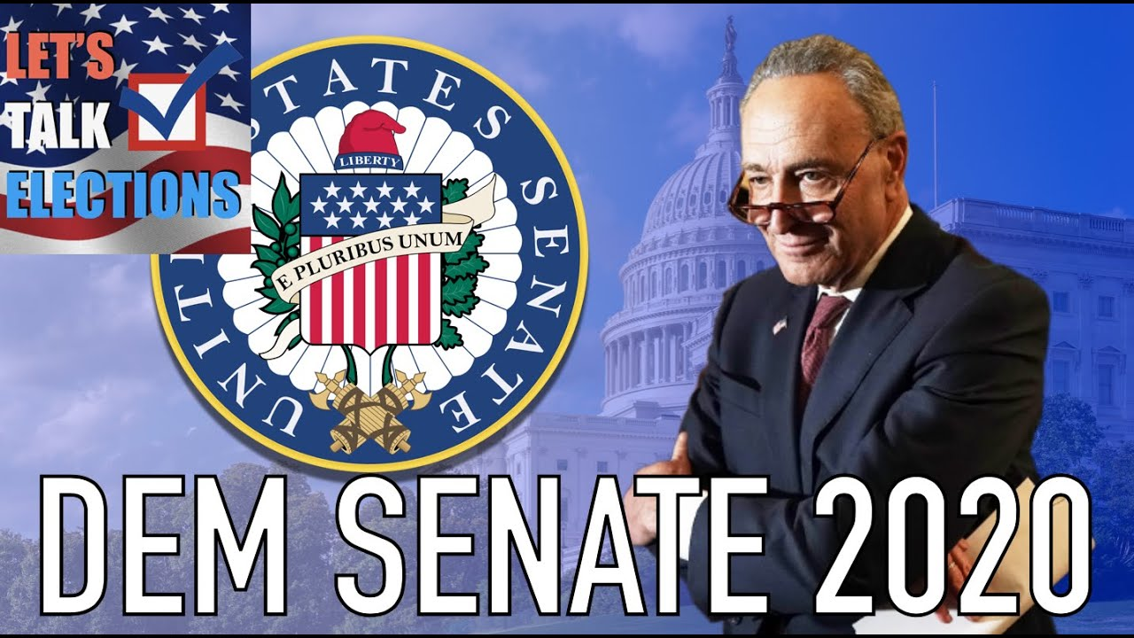 Why the Democrats are Favored to Win the Senate