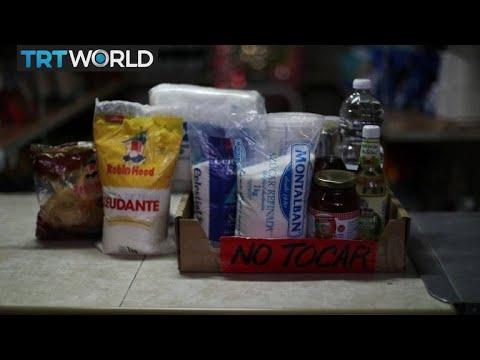 Venezuela in Turmoil: Kitchen serves Uruguayan food of solidarity