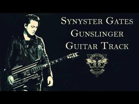 Synyster Gates - Gunslinger Guitar Track
