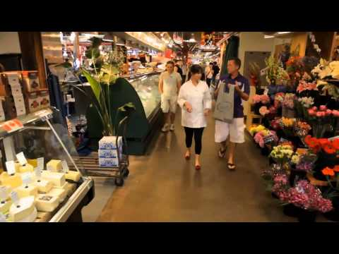 Food Tour in Vancouver Canada
