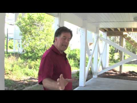 Benefits of a home on Pilings